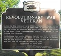 Image for Revolutionary War Veteran - Union Grove, WI