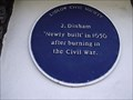 Image for Blue Plaque - 2, Dinham, Ludlow UK