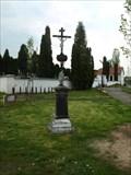 Image for Kríž u hrbitova - Štoky, okres Havlíckuv Brod, CZ