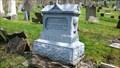 Image for Codding family Zinc grave monument -  Bristol Center, New York, USA