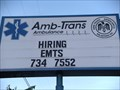 Image for AmbTrans Ambulance - Bexar County, San Antonio, TX, USA