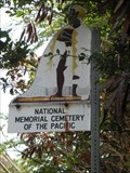 "Image for "" NATIONAL MEMORIAL CEMETERY OF THE PACIFIC "" Honolulu, Hawaii"