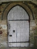 Image for St Mary's Church Door - Salford, Bedfordshire, UK