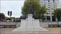 Image for 1 Samuel 18:7 - Machine Gun Corps Memorial, Hyde Park Corner, London, UK