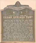 Image for Cedar Springs Fort ~ 3