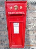 Image for Victorian Post Box - Foxdale, Isle of Man