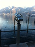 Image for Binocular at the Lake Promenade - Muralto, TI, Switzerland