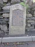 Image for Milestone, Holyhead Road, Froncysyllte, Wrexham, Wales, UK