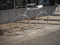 Image for Bay Street Pier Bicycle Tender  -  Newport, OR