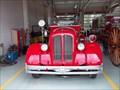 Image for Pinehurst Fire Dept 1937 Seagraves Pumper - Pinehurst, NC, USA