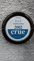 Image for Repères de Crue - Abribus - Fons