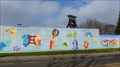 Image for Zollverein Mural  -  Essen, Germany