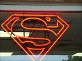 Image for Superman Neon - Boone, North Carolina
