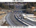 Image for I-90/US 2 Interchange Webcam - Spokane, WA