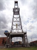 Image for Parker Drilling Rig -  Satellite Oddity - Elk City, Oklahoma, USA.