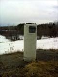 Image for Base d'étalonnage pour télémètre, Pilier B