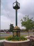 Image for Rockwood Town Clock - Rockwood, MI.