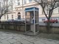 Image for Payphone / Telefonni automat - Komenskeho, Pisek, Czech Republic