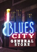 Image for Blues City - Artistic Neon - Memphis, Tennessee, USA.