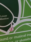Image for Lower Meadow Map - New York, NY