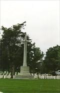 Image for Cross of Sacrifice - Arlington National Cemetery - Arlington, VA