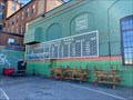 Image for Green Monster mural by M-C Lamarre at Commonwealth Landing - Fall River, Massachusetts