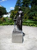 Image for Female Figure For The Lanning Fountain - Northampton, MA