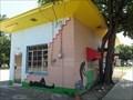 Image for KUZU Radio Mural - Denton, TX