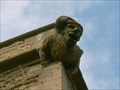 Image for Gargoyles - St Mary's Church, Bletsoe, Bedfordshire, UK