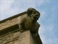 Image for Gargoyles - St Mary's Church, Bletsoe, Bedfordshire, UK