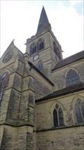 Image for Holy Trinity Church clock – Wentworth, UK