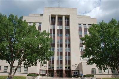 alexandria courthouse address