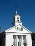 Image for Town Hall Clock.  Barre, MA