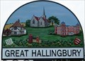 Image for Village Sign, Great Hallingbury, Essex, UK