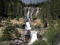 Image for Tangle Creek Falls, Jasper Natl Park, Alberta, Canada