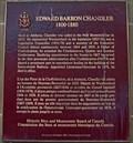 Image for Edward Barron Chandler - Amherst, NS