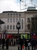 Image for Kings Head Clock - Birmingham, UK