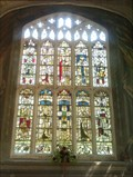 Image for Stained Glass Windows, St Nicholas chapel - Gipping, Suffolk