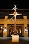 Image for Pentecost Cross -- Cathedral Basilica of San Fernando de Bexar, San Antonio TX
