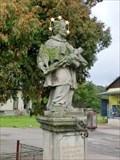 Image for St. John of Nepomuk // sv. Jan Nepomucký - Helvíkovice, Czech Republic