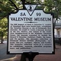 Image for Valentine Museum