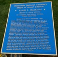 Image for Willamette National Cemetery Medal of Honor Citation: Arnold L. Bjorklund - Portland, Oregon