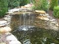 Image for Man-made waterfall at The Villas - Johnson City, TN