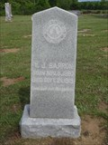 Image for T.J. Barron - Warthan Cemetery - Annona, TX