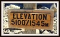 Image for Artist Point - Glacier, WA. 1,545 meters