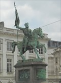 Image for Godfrey of Bouillon - Brussels, Belgium