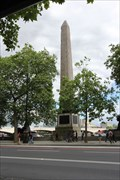 Image for Cleopatra's Needle - City of Westminster, London, UK