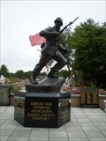 Image for Korean War Statue Monument Eisenhower Park, East Meadow, NY