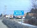 Image for Welcome to Maine-Interstate 95