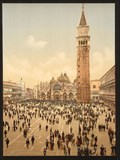 Image for Piazza San Marco (1891)  - Venice, Italy